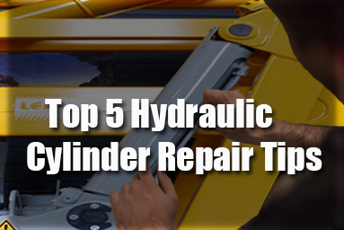 Top 5 Hydraulic Cylinder Repair Tips