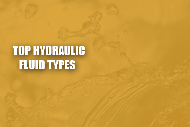 Hydraulic Fluid Types