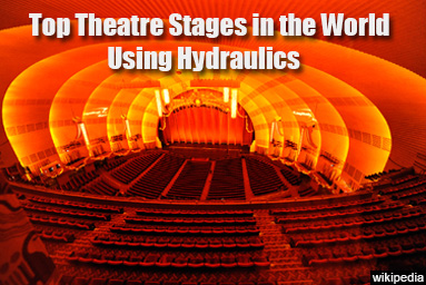 Top Theatre Stages in the World Using Hydraulics